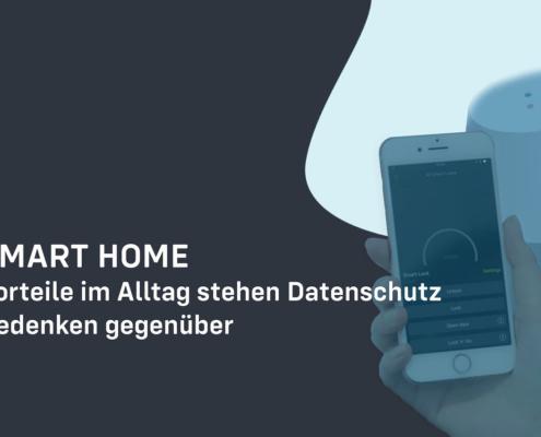 Datenschutz Smart Home DSGVO
