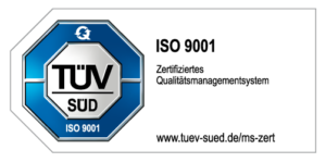 TÜV-certified data protection