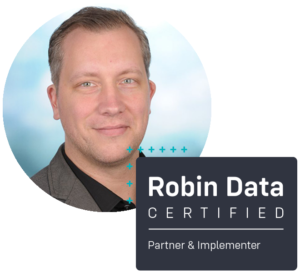 Jörg Maiwald is Partner and Implementer of Robin Data